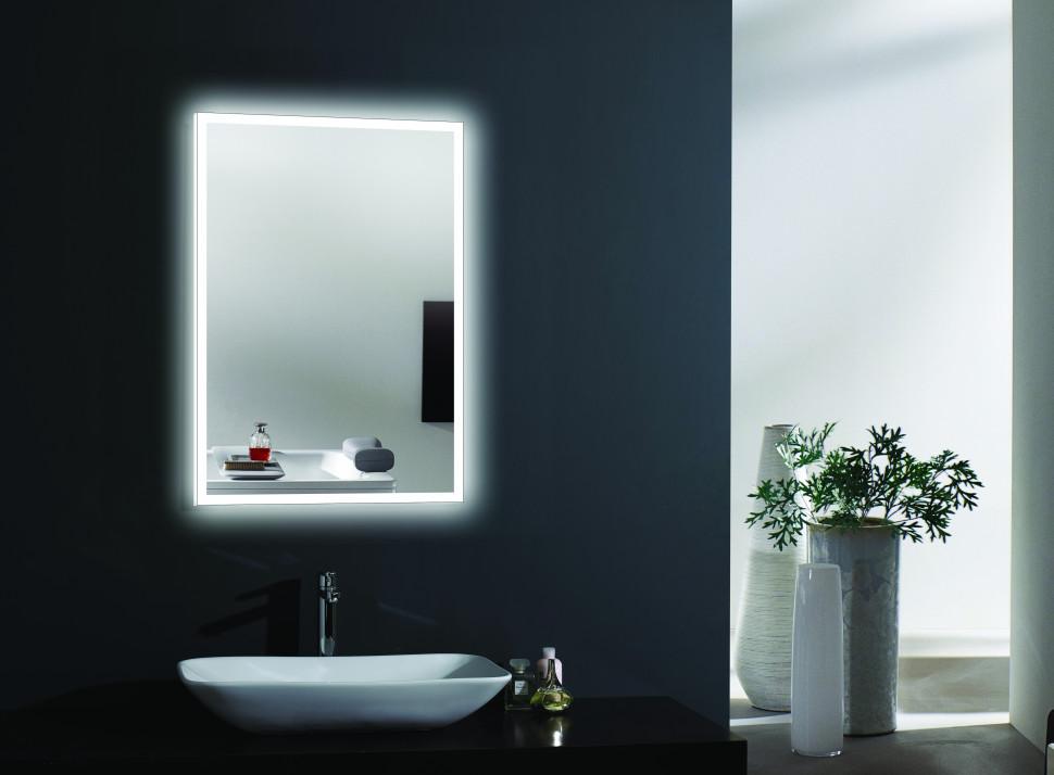 Зеркало с подсветкой 60х80 см Esbano ES-2632HD