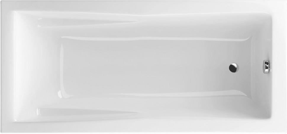 Фото - Акриловая ванна 170x75 см Excellent Palace WAEX.PAL17WH акриловая ванна roca easy 170x75 см zru9302899