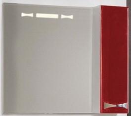 Зеркало Диор 80 правое бело бордовое Акватон 1A168002DR94R цены