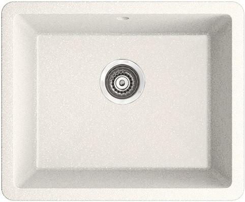 Кухонная мойка белый IDDIS Tanto TU3W561I87