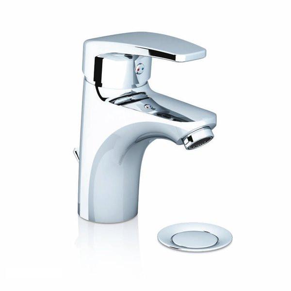 Смеситель для умывальника с донным клапаном Ravak Neo NO 011.00 смеситель для умывальника damixa venus 168570064 с донным клапаном