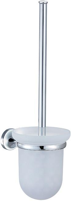 Туалетный ёршик подвесной Milardo Magellan MAGSMG0M47 смеситель для умывальника milardo magellan magsb00m01