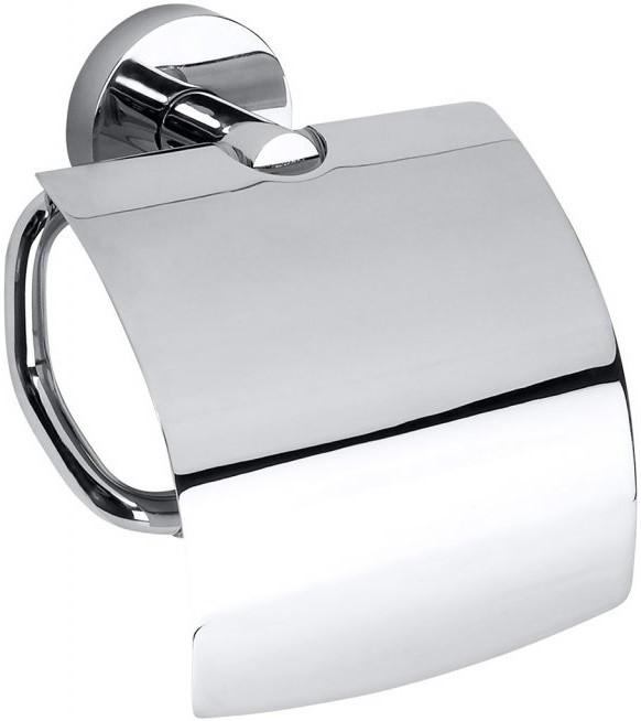 Держатель туалетной бумаги Bemeta Omega 104112012 держатель туалетной бумаги bemeta с крышкой 150x85x150мм 104112012