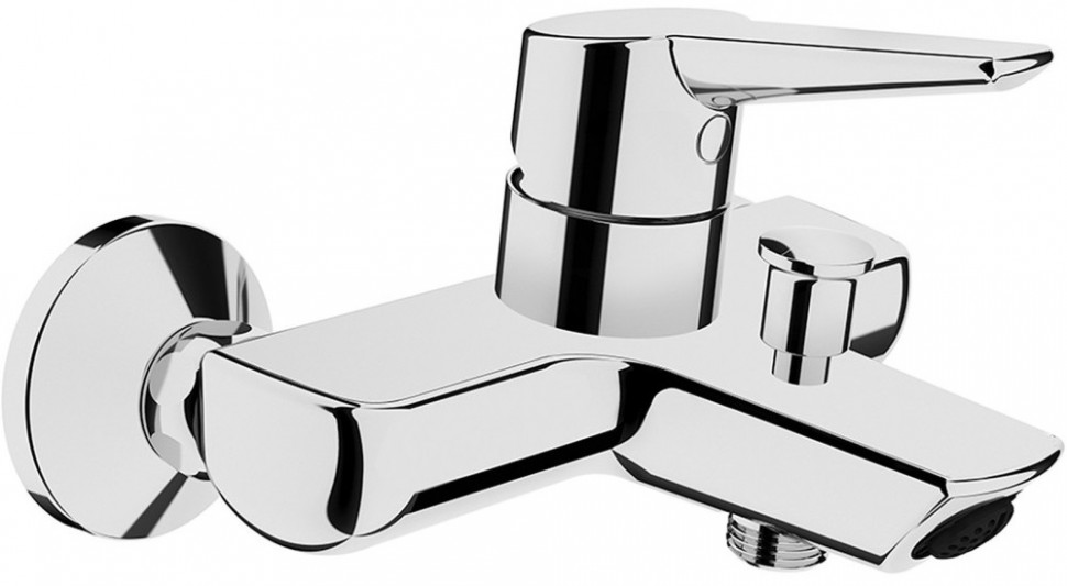 Фото - Смеситель для ванны Vitra Solid S A42444EXP смеситель для ванны vitra matrix a41762exp