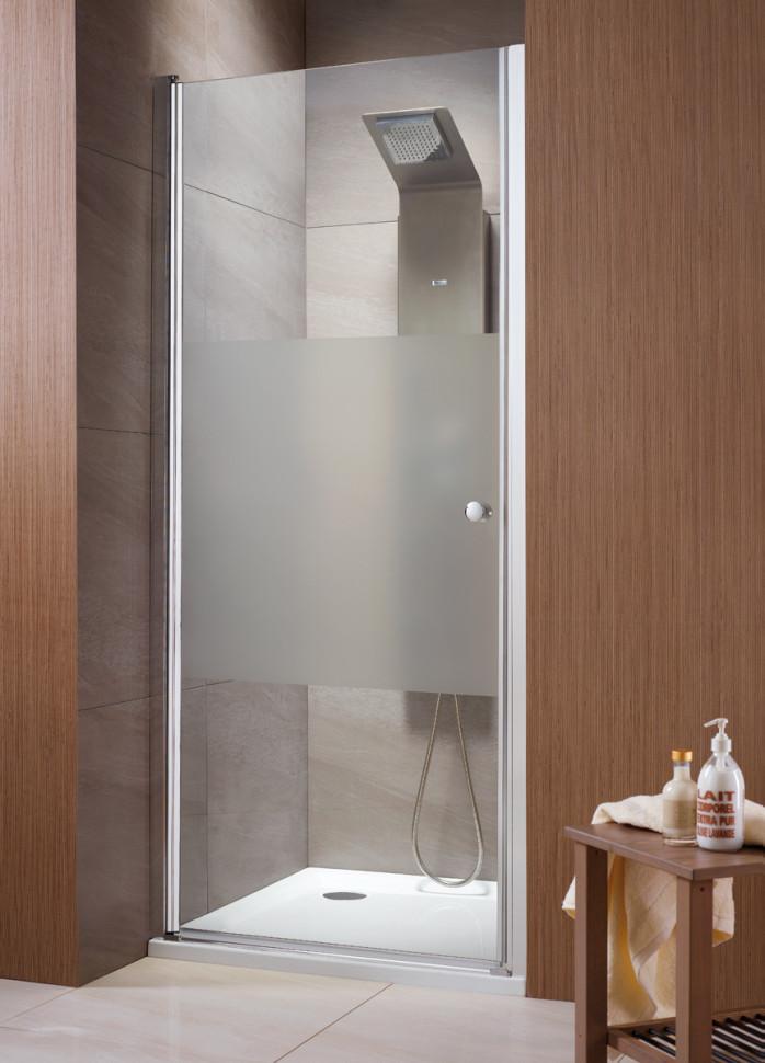 Душевая дверь Radaway EOS DWJ 90 прозрачное душевая дверь radaway carena dwj 90 l хром коричневое