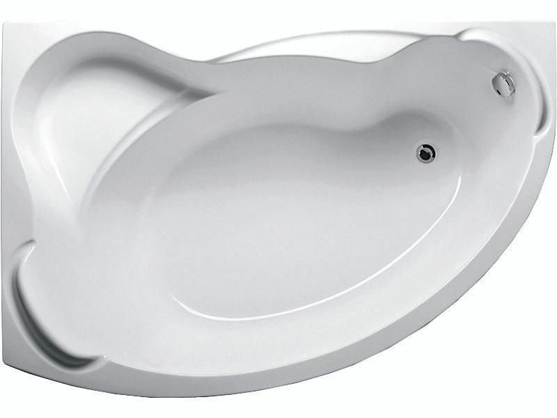 Акриловая ванна 150х105 см L 1Marka Catania 01кт1510л панель фронтальная 150r l 1marka catania 02ктфл1510