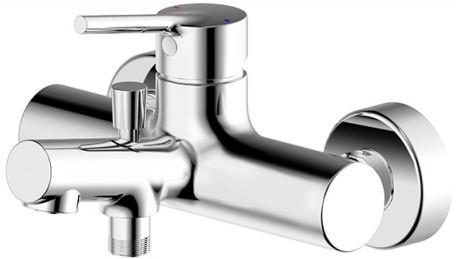 Фото - Смеситель для ванны Bravat Palace F6172217CP-01-RUS смеситель для ванны bravat art короткий излив бронза f675109u b1 rus