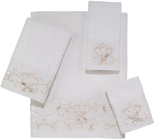 Полотенце для рук 76х41 см Avanti Classical 036082WHT полотенце для рук мини avanti classical 036084ivr