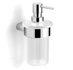 Фото - Дозатор жидкого мыла Langberger Lugano 24021A дозатор для жидкого мыла langberger burano хром 11021a