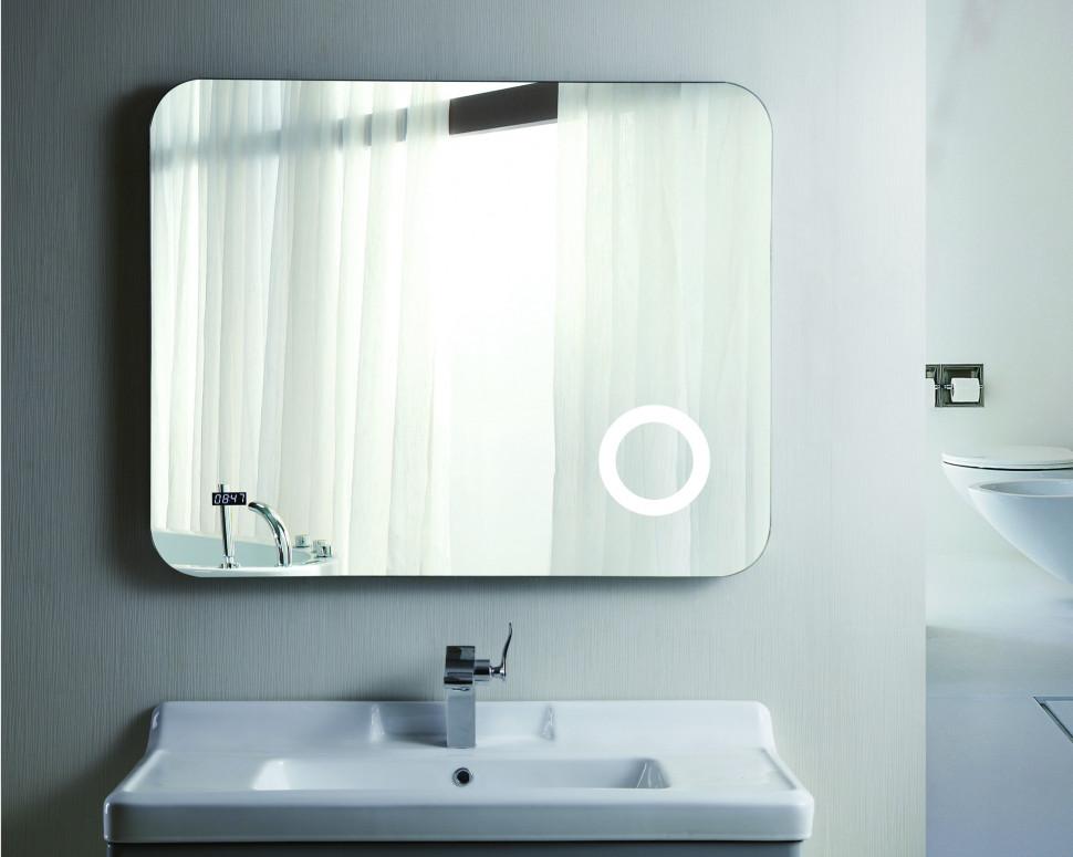 Зеркало с подсветкой 100х80 см Esbano ES-2070KD