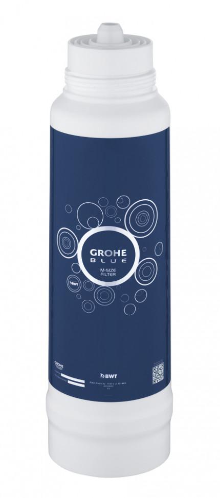 Сменный фильтр 1500 л Grohe Blue M-Size 40430001
