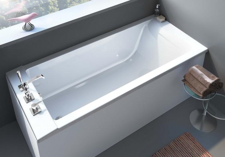 Ванна из литого мрамора 180х80 см Astra-Form Магнум 010109