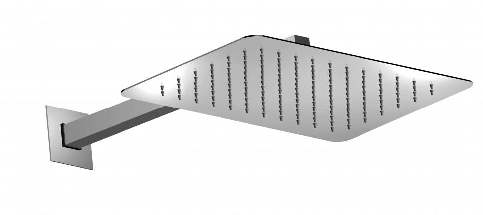 Верхний душ 400 x 250 мм, 1 режим Bossini Twiggy H69587H.030 гигиенический комплект bossini c03177b 030