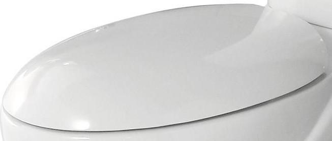 Сиденье для унитаза с микролифтом белый Azzurra Clas CLA1800/Fbi/cr раковина azzurra clas cla 200 65 bi 1