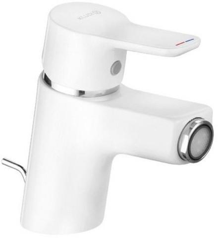 Фото - Смеситель для биде с донным клапаном Kludi Pure&Easy 375339165 смеситель для биде с донным клапаном kludi mx 332150562