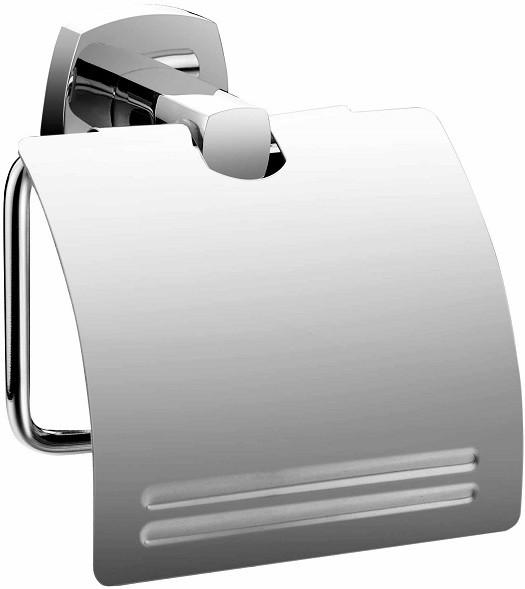 Фото - Держатель туалетной бумаги Milardo Volga VOLSMC0M43 полотенцедержатель milardo volga хром 60x7 2 см volsm10m49