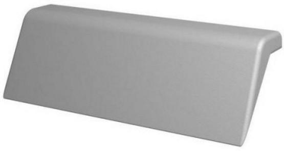 Фото - Подголовник для ванны серебристый Riho AH15115 подголовник для ванны черный riho ah07110