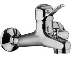 Смеситель для ванны Paini Creta 30CR111R2LMKM термостат для ванны paini lady 89op105thkm