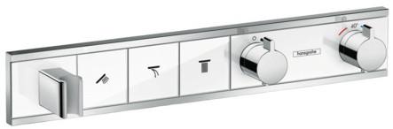 Термостат для 3 потребителей Hansgrohe RainSelect 15356400