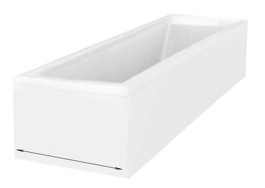 Боковая панель для ванны 75 см Jacob Delafon Sofa E6D101RU-01