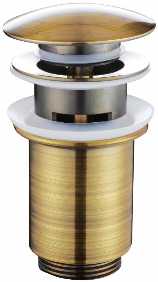 Донный клапан с переливом Kaiser 8036Br донный клапан с переливом kaiser 8035