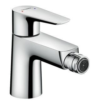 Смеситель для биде с донным клапаном push-open Hansgrohe Talis E 71721000 цена
