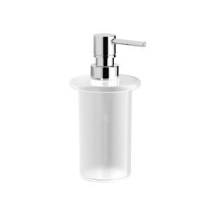 Фото - Дозатор жидкого мыла Langberger Lugano 23021A-01-00 дозатор для жидкого мыла langberger хром 23021a 01 00