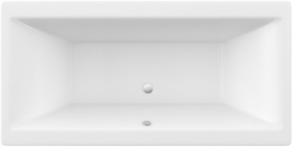 Акриловая ванна 150x75,5 см Excellent Pryzmat WAEX.PRY15WH акриловая ванна excellent pryzmat waex pry19wh 190x90