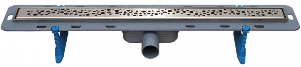 Душевой канал 800 мм полированная сталь Winkiel Perle WDO-800-03-4402