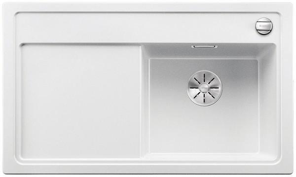 Кухонная мойка Blanco Zenar 45 S-F InFino белый 523795 цена в Москве и Питере