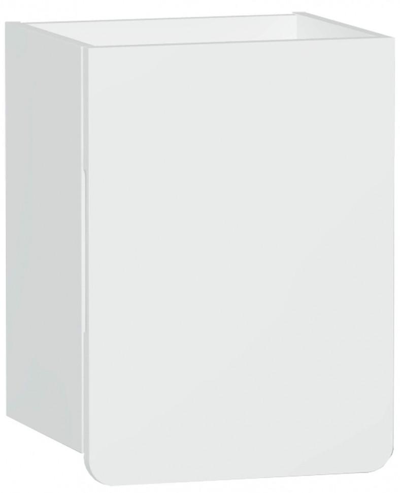 Шкаф подвесной белый матовый R Vitra D-Light 58153