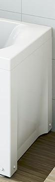 Торцевая панель правая 75 см Vannesa Кэти 2-31-0-2-0-225