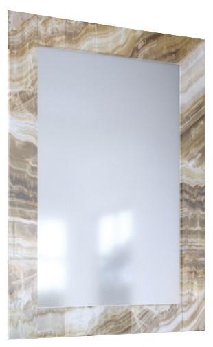 Зеркало 60х80 см оникс Marka One Glass У73243