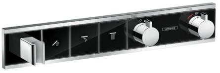 Термостат для 3 потребителей Hansgrohe RainSelect 15356600
