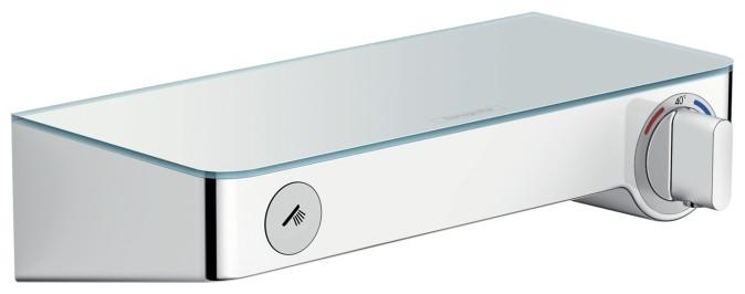 Термостат для душа Hansgrohe ShowerTablet Select 13171400 смеситель для душа hansgrohe showertablet 13102000 с термостатом хром