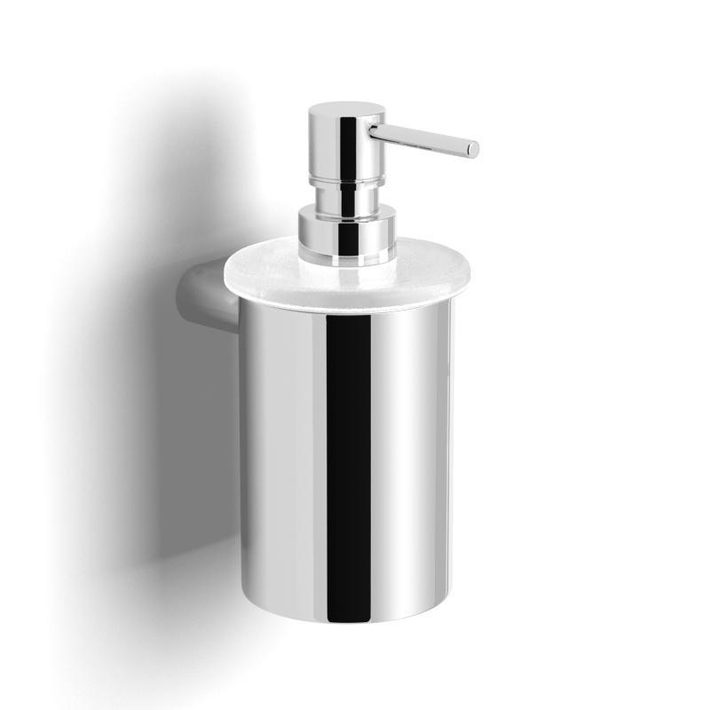 Фото - Дозатор жидкого мыла Langberger Lugano 24021B дозатор для жидкого мыла langberger burano хром 11021a