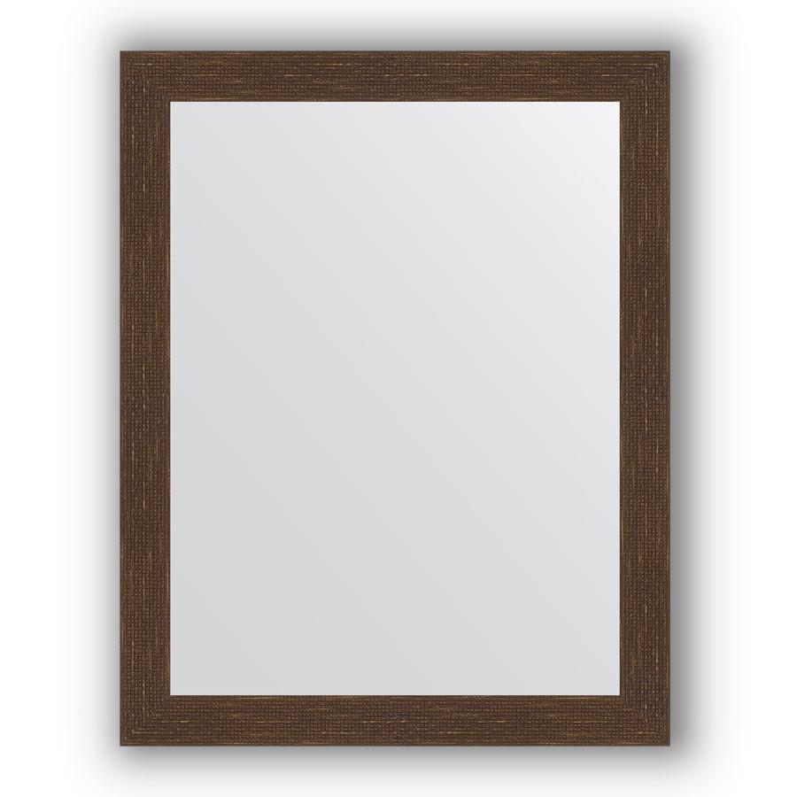 Зеркало 76х96 см мозаика античная медь Evoform Definite BY 3273 зеркало evoform definite 146х56 мозаика античная медь