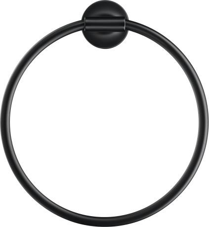 Фото - Кольцо для полотенец Duravit Starck T 0099474600 полка для полотенец 61 см duravit starck t 0099444600