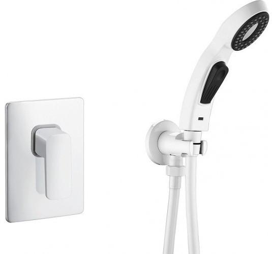 цены Гигиенический комплект Elghansa Mondschein White 3420235-BR07-White