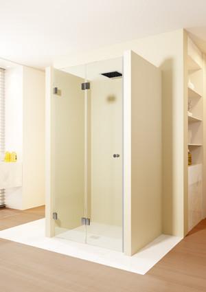 Душевая дверь 88,3 см Riho Scandic M105 L GX0009201 прозрачное