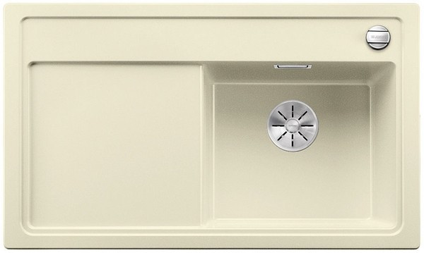 Фото - Кухонная мойка Blanco Zenar 45 S-F InFino жасмин 523797 кухонная мойка blanco zenar 45 s f infino алюметаллик 523821