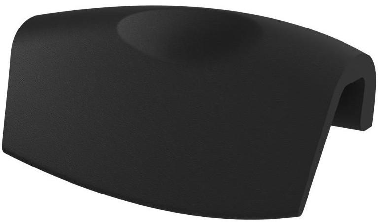Фото - Подголовник для ванны черный Riho AH04110 подголовник для ванны черный riho ah07110