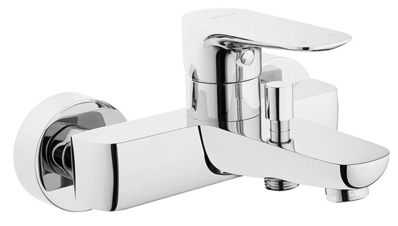 Фото - Смеситель для ванны Vitra X-Line A42324EXP смеситель для ванны vitra matrix a41762exp