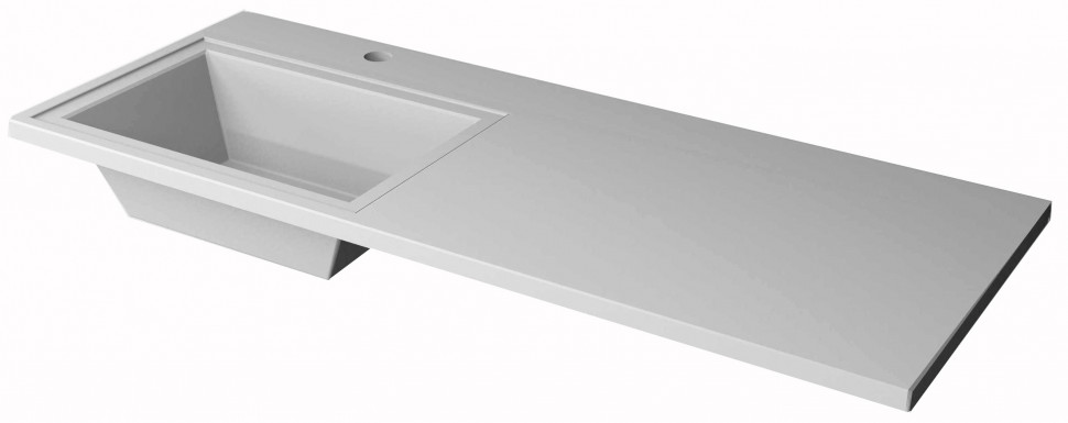 Раковина над стиральной машиной 120,3х48,2 см L Corozo Марсал 5216120