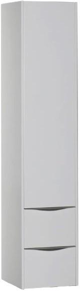 Пенал подвесной правый белый Aquanet Франка 00183049