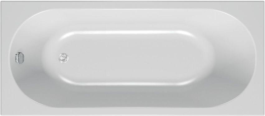 Акриловая ванна 160х70 см Kolpa San Tamia Quat акриловая ванна kolpa san voice quat 150x95 r air