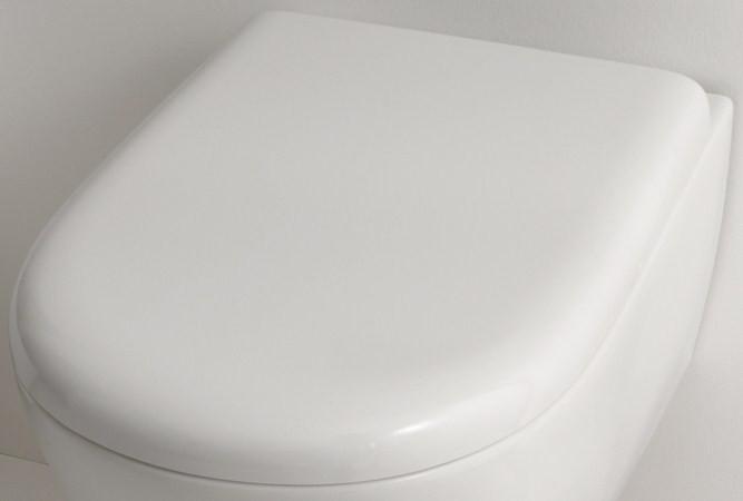 Сиденье для унитаза Kerasan Aquatech 378901bi/cr.