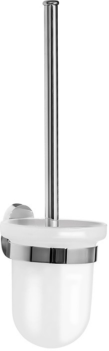 Туалетный ёршик подвесной IDDIS Mirro Plus MRPSBC0I47 ерш для унитаза iddis mirro plus подвесной цвет хром