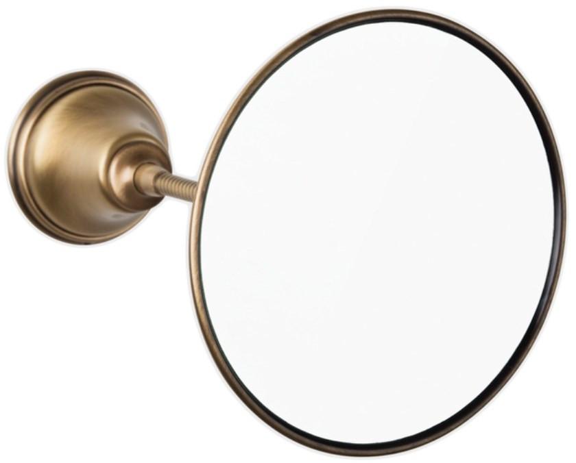 Фото - Косметическое зеркало бронза Tiffany World Harmony TWHA025br косметическое зеркало золото tiffany world harmony twha025oro