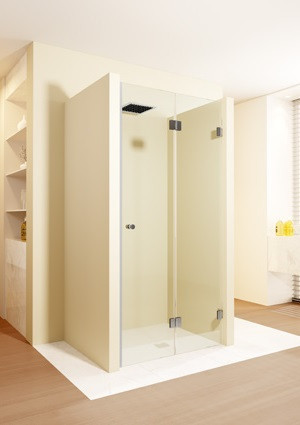Душевая дверь 88,3 см Riho Scandic M105 R GX0009202 прозрачное